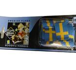 Svenska Flaggan 100pack