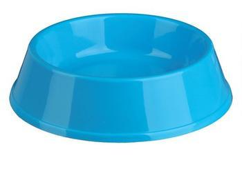 Plastskål katt, blandade färger